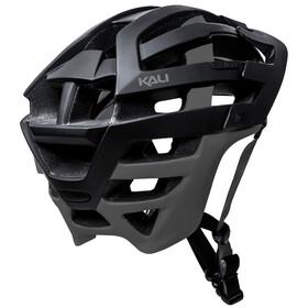 Kali Interceptor Light Enduro Helmet black/grey
